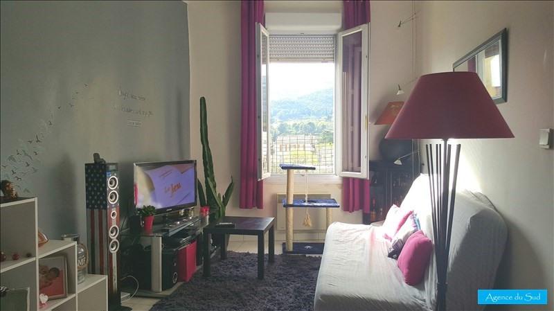 Vente appartement Roquevaire 137000€ - Photo 1
