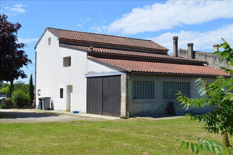 Sale house / villa Targon 205198€ - Picture 2