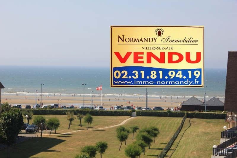 Sale apartment Villers sur mer 61800€ - Picture 1