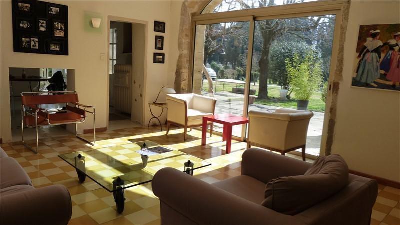 Verkoop van prestige  huis Courthezon 650000€ - Foto 4