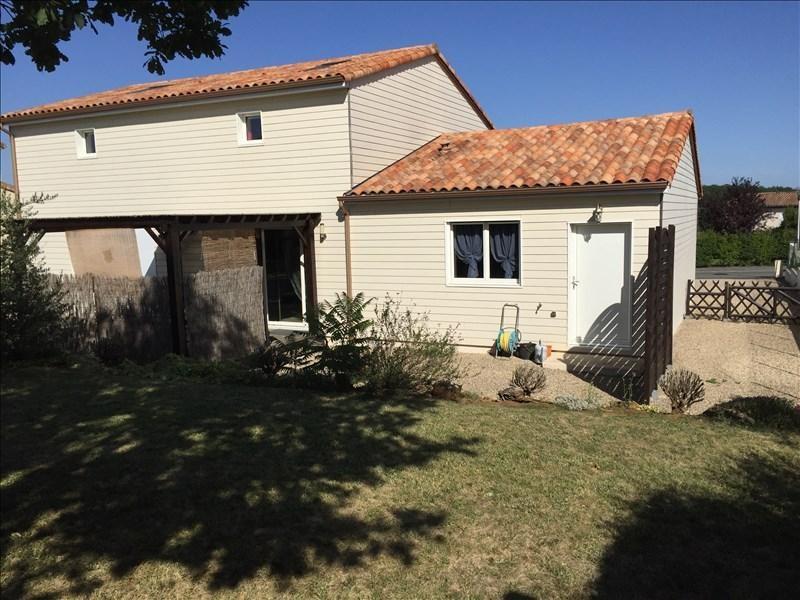 Vente maison / villa Marcay 204000€ -  1