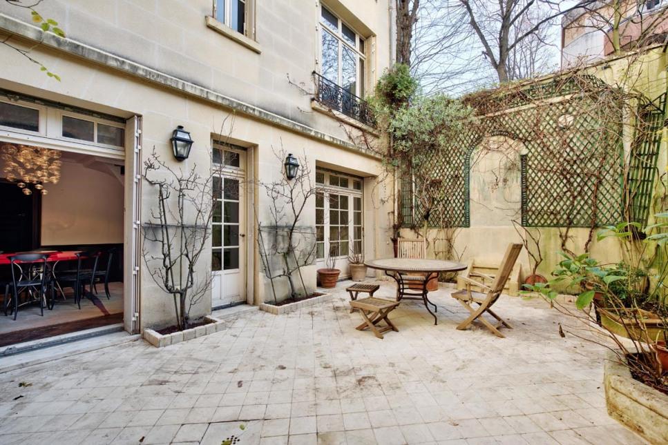 Maison villa de luxe paris 16 me 7 pi ces for Villa de luxe paris
