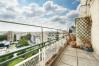 Paris XVIe - Ranelagh - Penthouse