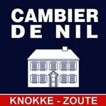 Agence immobilière Cambier - De Nil à KNOKKE - HEIST