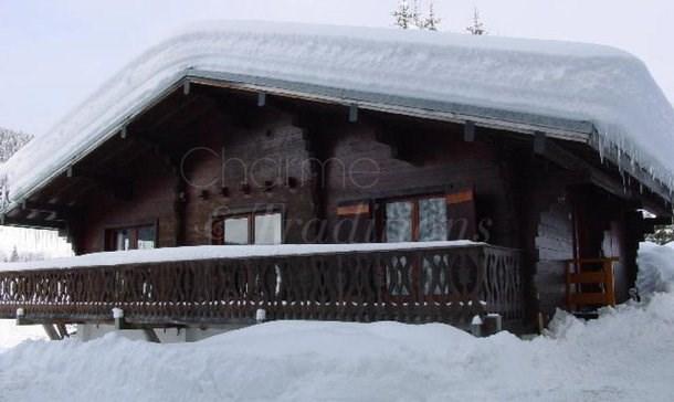Location vacances Les Gets -  Maison - 9 personnes - Chaise longue - Photo N° 1