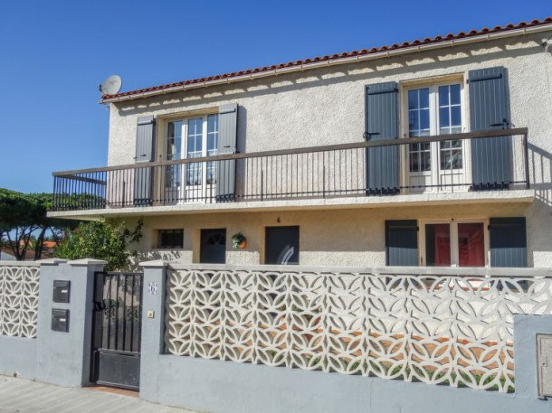 Location vacances Saint-Cyprien -  Appartement - 6 personnes - Barbecue - Photo N° 1