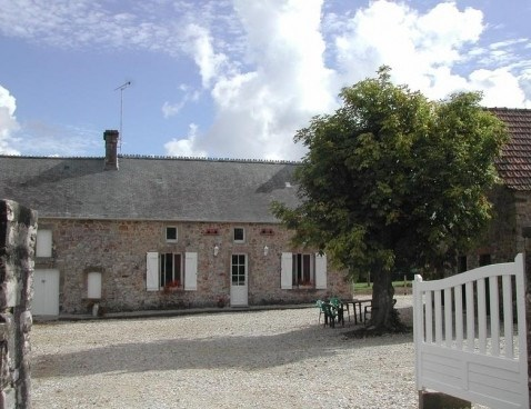 Location vacances Saint-Martin-le-Gréard -  Maison - 6 personnes - Barbecue - Photo N° 1
