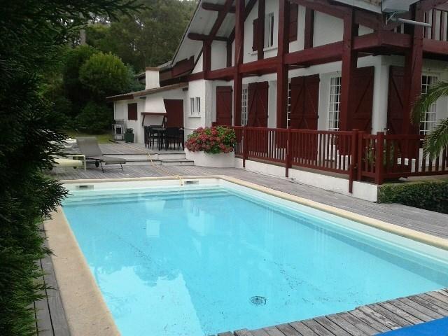 Location vacances Seignosse -  Maison - 10 personnes - Lave-linge - Photo N° 1