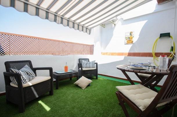 Location vacances Sitges -  Appartement - 2 personnes - Télévision - Photo N° 1
