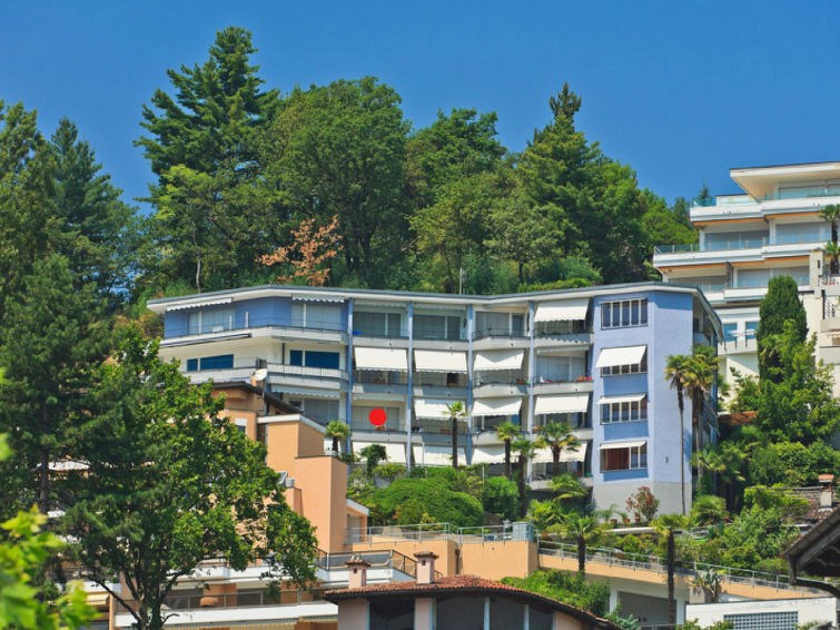 Location vacances Ascona -  Appartement - 2 personnes -  - Photo N° 1