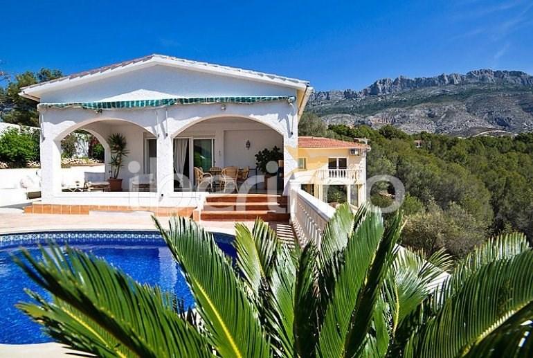 Villa à Altea pour 6 personnes - 3 chambres