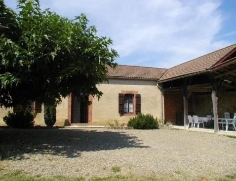 Location vacances Maumusson-Laguian -  Maison - 4 personnes - Barbecue - Photo N° 1