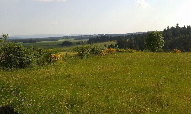 Vue panoramique sur la plaine de Montbel