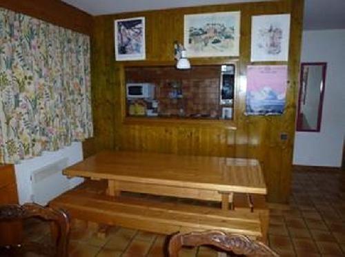 Location vacances Saint-Gervais-les-Bains -  Appartement - 8 personnes - Télévision - Photo N° 1