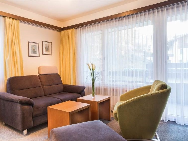 Location vacances Saas-Fee -  Appartement - 3 personnes -  - Photo N° 1