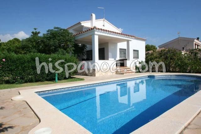 House for 6 ppl. with pool, l'Ametlla de Mar