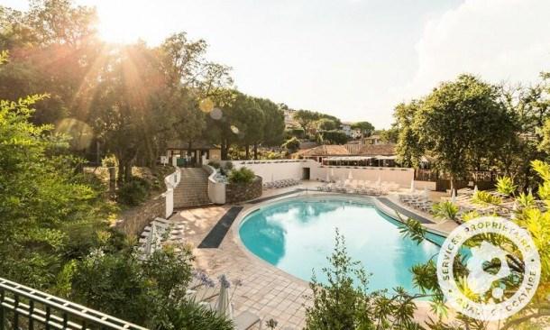 Location vacances Grimaud -  Maison - 1 personnes - Jardin - Photo N° 1