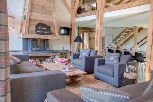 Location vacances Les Gets -  Maison - 12 personnes - Télévision - Photo N° 1