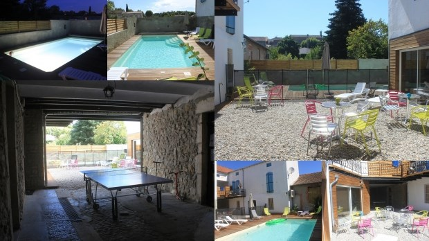 Location vacances Vallon-Pont-d'Arc -  Gite - 6 personnes - Barbecue - Photo N° 1