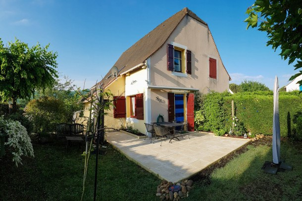 Location vacances Carsac-Aillac -  Maison - 4 personnes - Barbecue - Photo N° 1