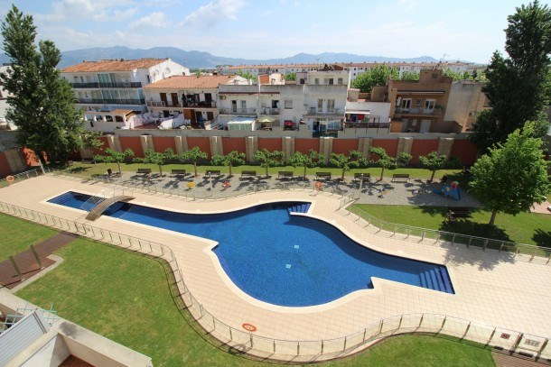 0149-PUIG ROM Apartment with community pool