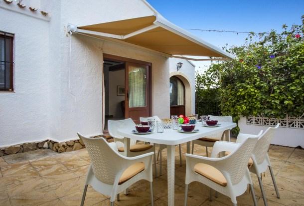 Location vacances Jávea/Xàbia -  Maison - 6 personnes - Barbecue - Photo N° 1