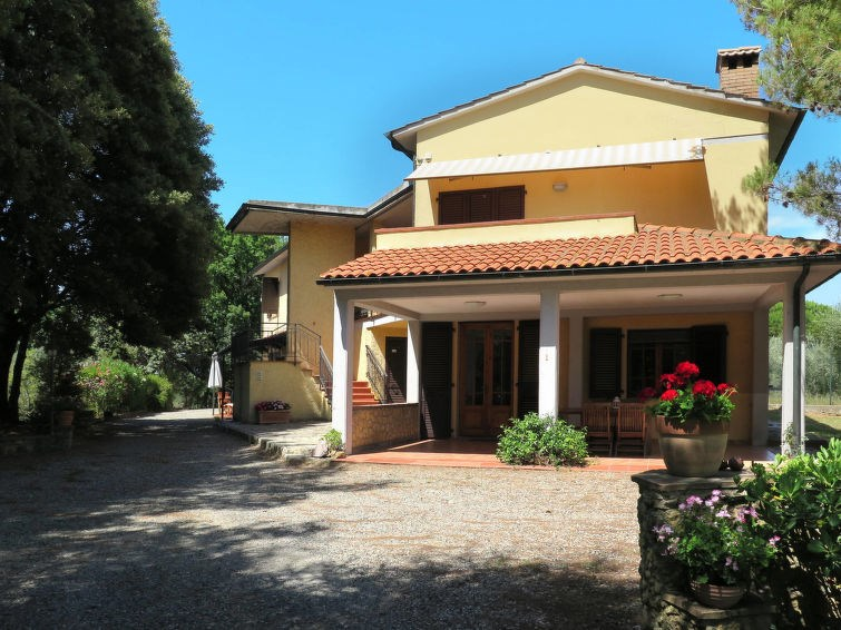 Location vacances Casale Marittimo -  Appartement - 6 personnes -  - Photo N° 1