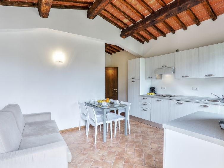 Studio pour 3 personnes à Gaiole in Chianti