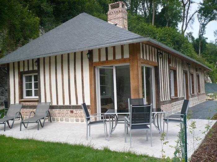 Ferienwohnungen Saint-Martin-aux-Buneaux - Haus - 4 Personen - Grill - Foto Nr. 1