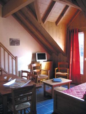 Location vacances Saint-Gervais-les-Bains -  Appartement - 4 personnes - Chaise longue - Photo N° 1