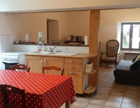 Location vacances Lovagny -  Maison - 6 personnes - Cheminée - Photo N° 1
