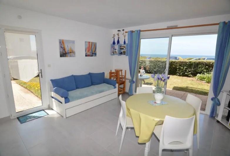 Location vacances Quiberon -  Appartement - 4 personnes - Barbecue - Photo N° 1