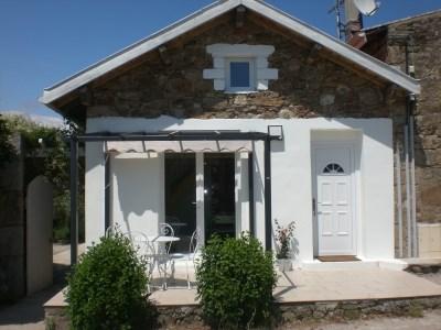 Location vacances Saint-Romain-d'Ay -  Gite - 4 personnes - Barbecue - Photo N° 1