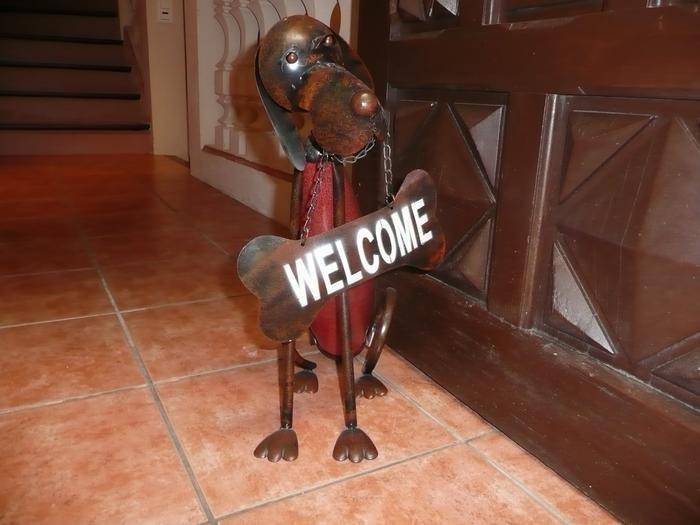 Bienvenue à la maison de village