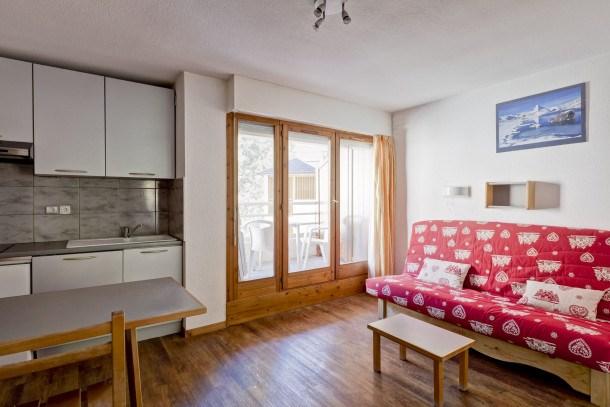 Location vacances Brides-les-Bains -  Appartement - 2 personnes - Télévision - Photo N° 1