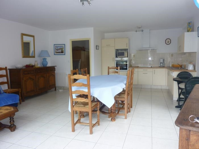Holiday rentals Carnac - Apartment - 8 persons - Deck chair - Photo N° 1