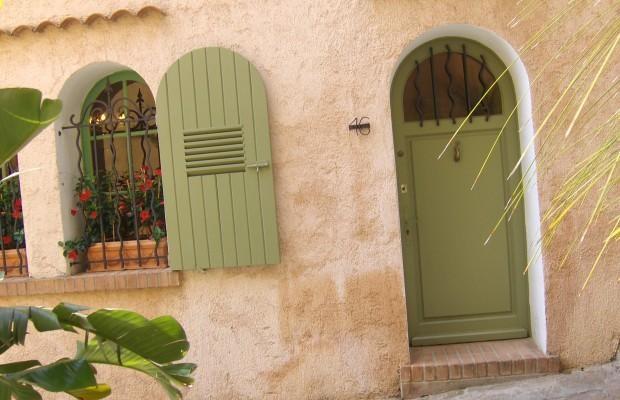Location vacances Bormes-les-Mimosas -  Maison - 2 personnes - Salon de jardin - Photo N° 1