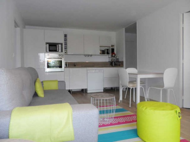 Location vacances Cabourg -  Appartement - 6 personnes - Jardin - Photo N° 1