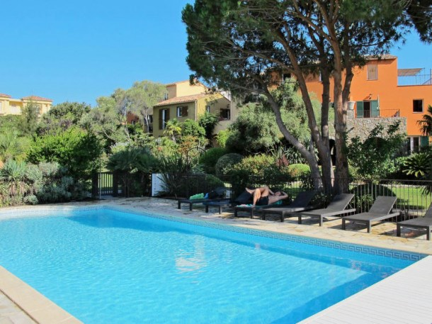 Location vacances Calvi -  Appartement - 2 personnes - Balcon - Photo N° 1