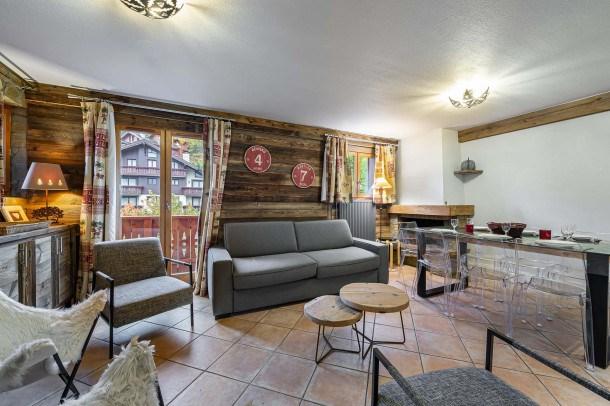 Location vacances Les Allues -  Appartement - 9 personnes - Télévision - Photo N° 1