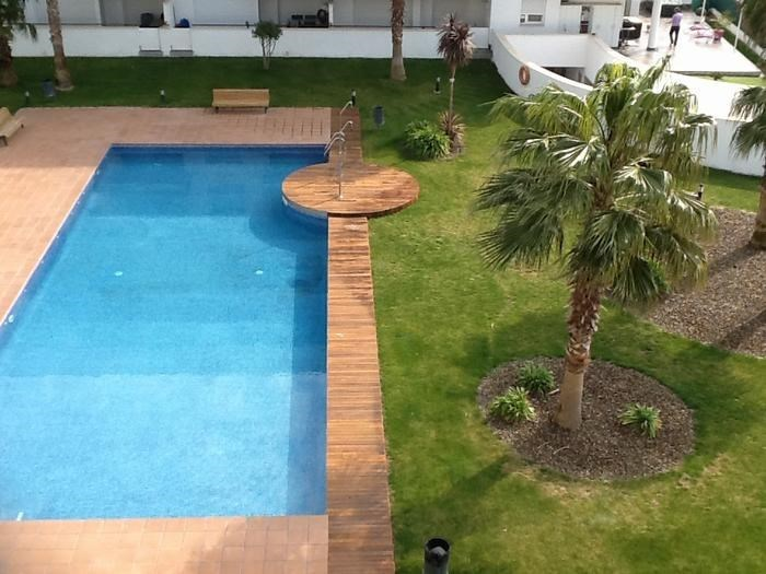 Appartement pour 4 pers. avec piscine, Rosas