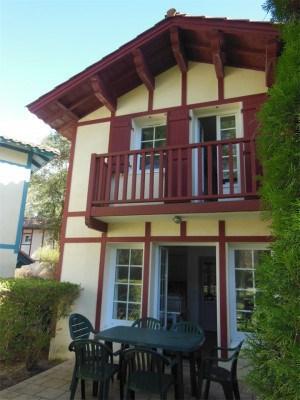 Location vacances Moliets-et-Maa -  Appartement - 4 personnes - Salon de jardin - Photo N° 1