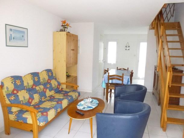 Location vacances Saint-Hilaire-de-Riez -  Maison - 4 personnes - Lave-linge - Photo N° 1
