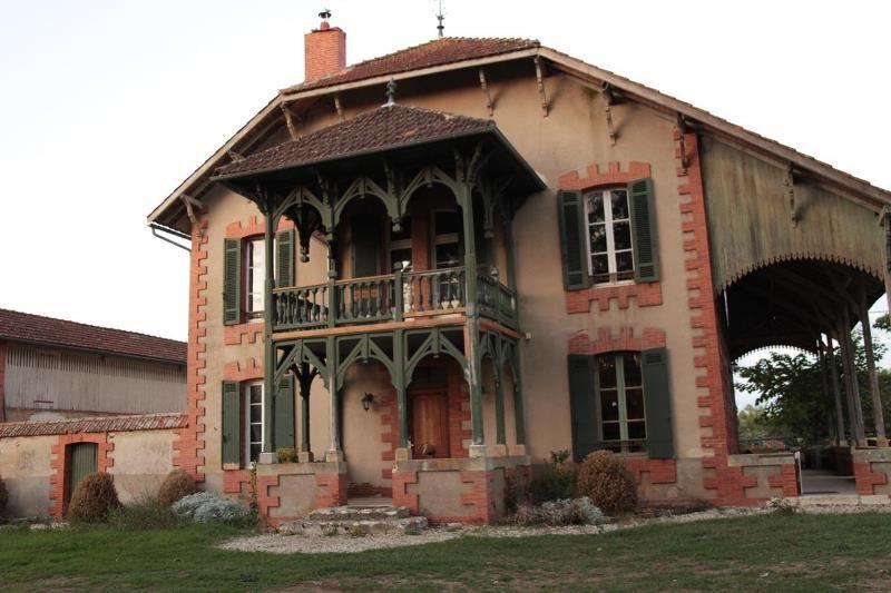 Location vacances Lafitte-sur-Lot -  Maison - 14 personnes - Barbecue - Photo N° 1