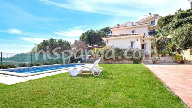 Holiday rentals Lloret de Mar - House - 6 persons - Deck chair - Photo N° 1