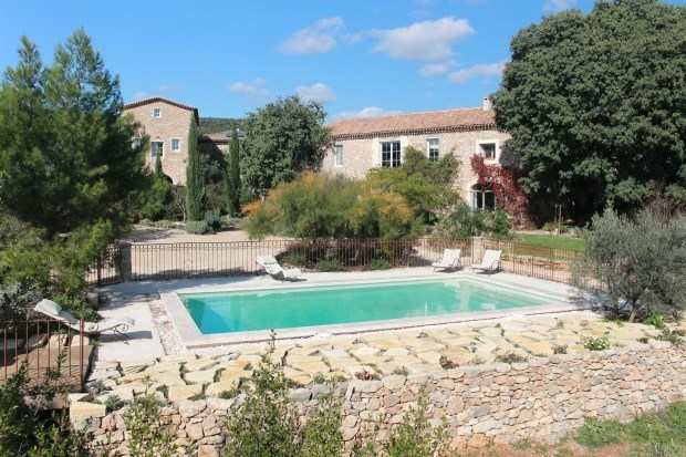Holiday rentals Argelliers - Cottage - 6 persons - BBQ - Photo N° 1