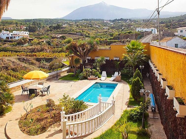 Maison pour 8 personnes à Icod de los Vinos