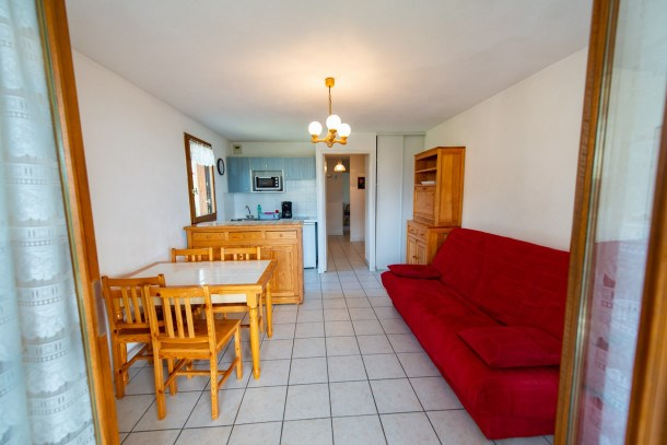 Location vacances Embrun -  Appartement - 4 personnes - Télévision - Photo N° 1