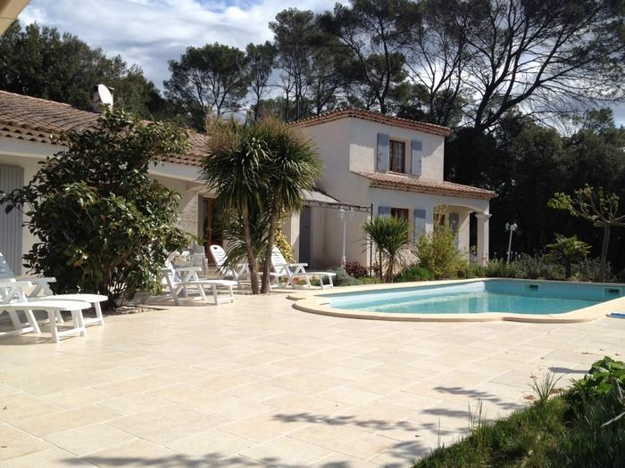 Location vacances Le Thoronet -  Maison - 7 personnes - Barbecue - Photo N° 1
