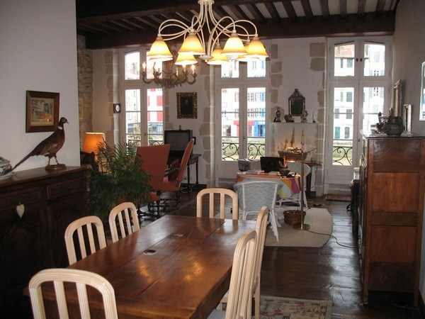 magnifique Appartementau centre du quartier historique de Bayonne